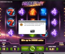 Slot Offer – Free Spins!