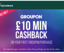 Easy Profit from TopCashBack – Last Day Today!