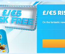 Risk-Free £5 at Betfair