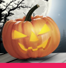 TopCashBack Hallowe'en Treats – All Details and Clues to Win