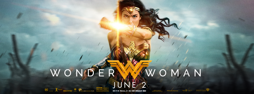 Banner Image from the movie Wonder Woman