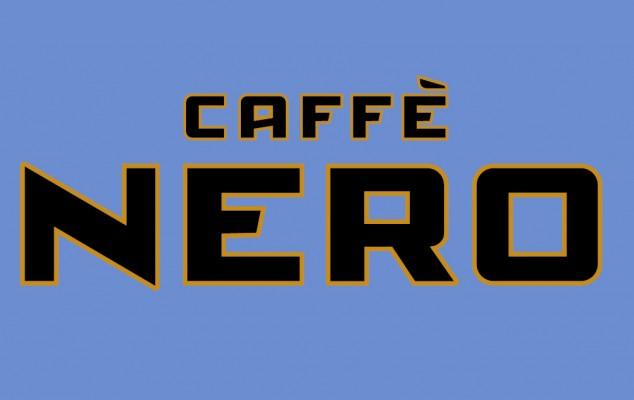 The Logo for Caffe Nero