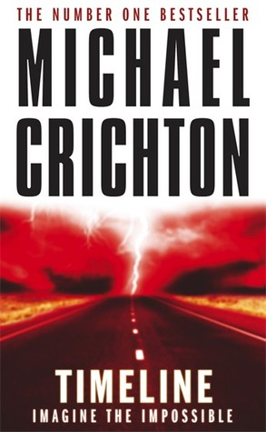 Image of the cover of Timeline by Michael Crichton