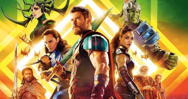 Image of Cast of Thor: Ragnarok